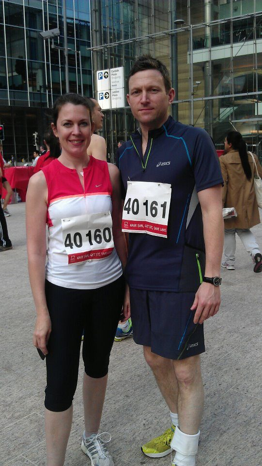 Canary Wharf 10K Run